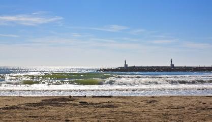 Strand von Carnon
