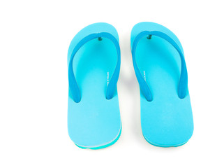 sandal isolated on white background