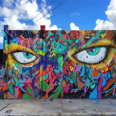 Wynwood Miami mural