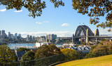 Panoramic Lookout of Sydney Harbour Bridge - 72584950