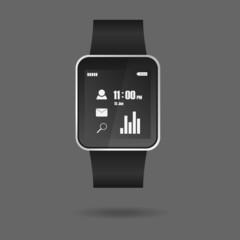 Vector of Smart watch