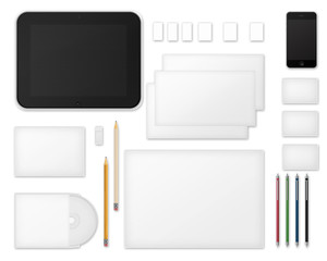 Office Supplies for Designers Presentations and Portfolios Isola
