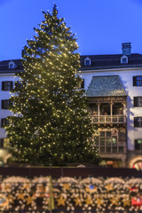 Christmas in Innsbruk, Austria