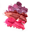 Smudged lipsticks - 72591963