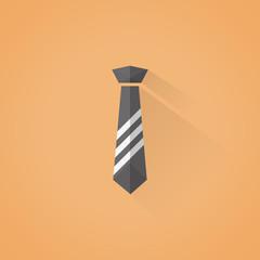 Tie symbol icon