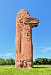 33 meters tall Memorial of Mondement