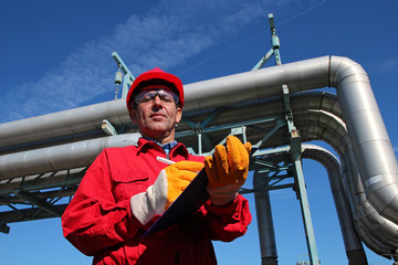 Oil Refinery Engineer and Pipelines