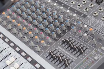 board sound mixer