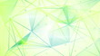 abstract triangle geometrical multicolor background loop