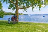 Fototapety Radtour zum Bodensee