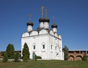 St. Nicholas Cathedral of Zaraysk Kremlin