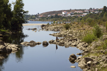 View of Tagus River
