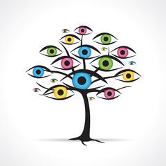 arbre-yeux