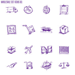 wholesale set Icons