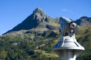 Ballunspitze - Tirol - Alpen