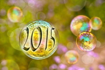 Soap bubbles 2015