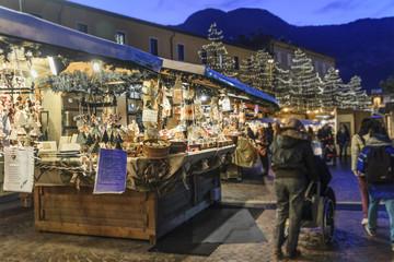 Christmas Market, Italy