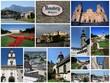 Salzburg - travel photo collage