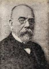 Robert Koch, German physician and pioneering microbiologist
