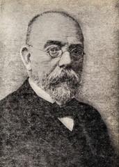 Robert Koch, German physician and pioneering microbiologist