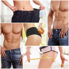 Körper Fitness Gesundheit