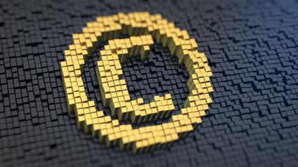 Copyright cubics