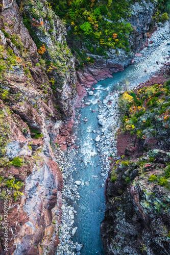 Tuinposter Canyon Gorges de Daluis