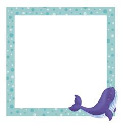 marco ballena del mar