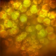 Hintergrund, Bokeh, abstrakt, Goldbraun, Background, abstract