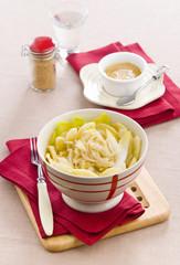 apple salad chicory