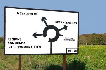Réforme Territoriale en France