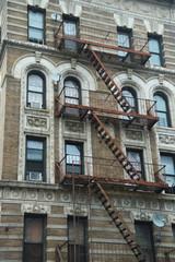 façade immeuble new-yorkais