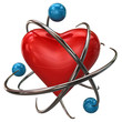Heart protection icon