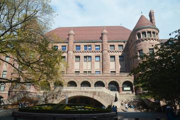 Musée d' Histoire naturelle à New York - USA