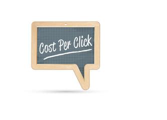 cost per click - CPC