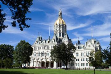 Hartford Connecticut State Capitol
