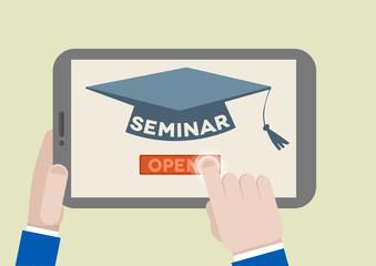 Tablet Seminar