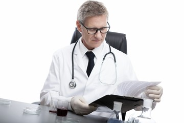 doctor look and analyse clipboard solution