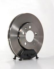 Brake pads and brake disc