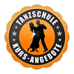 tsk6 TanzSchuleKurs - fnb - Tanzschule Kursangebote orange g2430