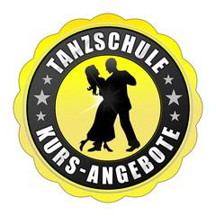 tsk7 TanzSchuleKurs - fnb - Tanzschule Kursangebote - gelb g2431