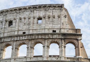Colosseo, terzo anello - Roma