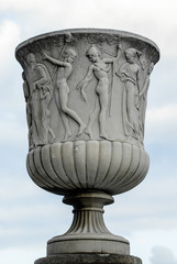 Vaso del talento, vaso di marmo, Pisa