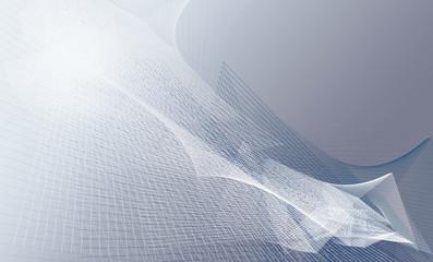 abstrakt linien gerade netz