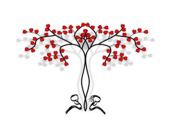 sevgi ağacı