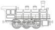 steam locomotive - 72627922