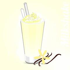 Milk Shake Vanilla