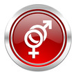 sex icon, gender sign