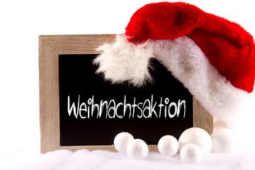 Weihnachtsaktion ©yvonneweis
