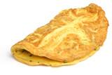 Plain Egg Omelette